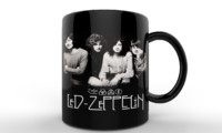 led zeppelin mug 3d model