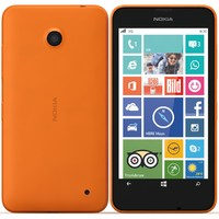 nokia lumia 630 orange 3ds