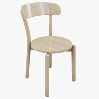 2014 pallas chair designer 3d model