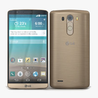 LG G3 Shine Gold