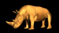 rhinoceros rhino 3d max
