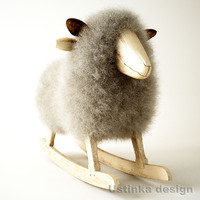 3ds max sheep rocker