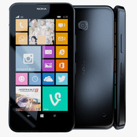 Nokia Lumia 630 Black(1)