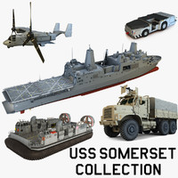 USS Somerset Collection