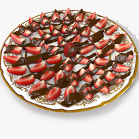 strawberry chocolate cut 3ds