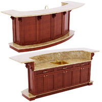 Kitchen Island Cabinet