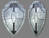 metal shield games animation fbx