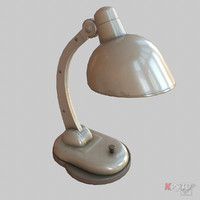lamp table 3d dwg