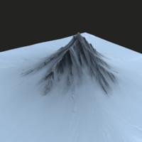 landscape 3d max