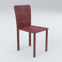 chair momo 3d model
