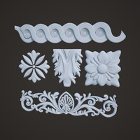 3dsmax bas-relief