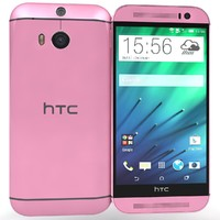 lightwave htc m8 pink