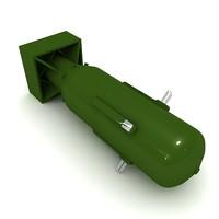atomic bomb 3d max