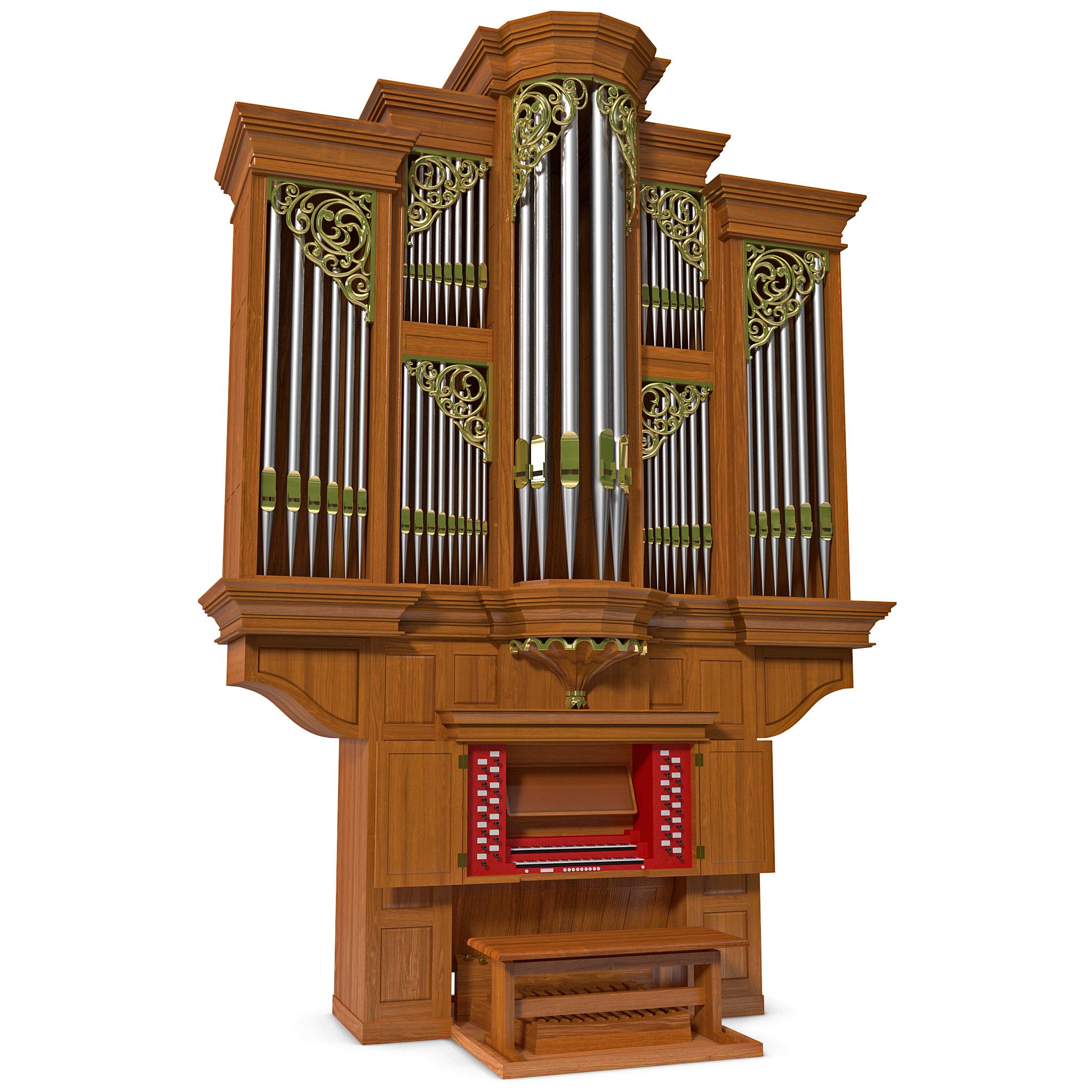 Pipe Organ Design Software