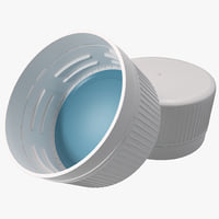Plastic Bottle Screw Cap