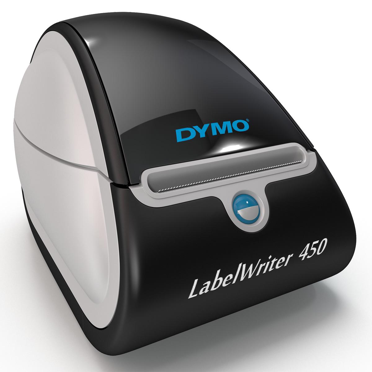 Postage and Label Printer DYMO LabelWriter 450_8.jpg