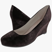 Wedge Heel Pumps