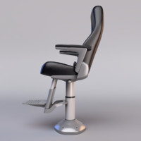 Helm Chair