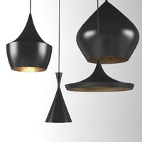 tom dixon light 3d model