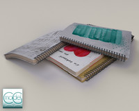 3d copybook exercise