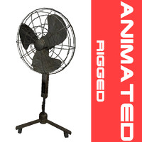 3d fan optimal ready model