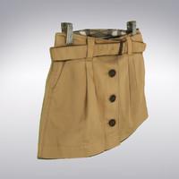 3d skirt scanning
