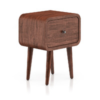 s max small wood cabinet
