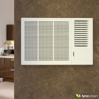 3d plastic window air conditioner