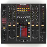 pioneer djm2000 nexus mixer 3d max