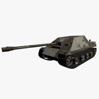 3d ww2 tank german