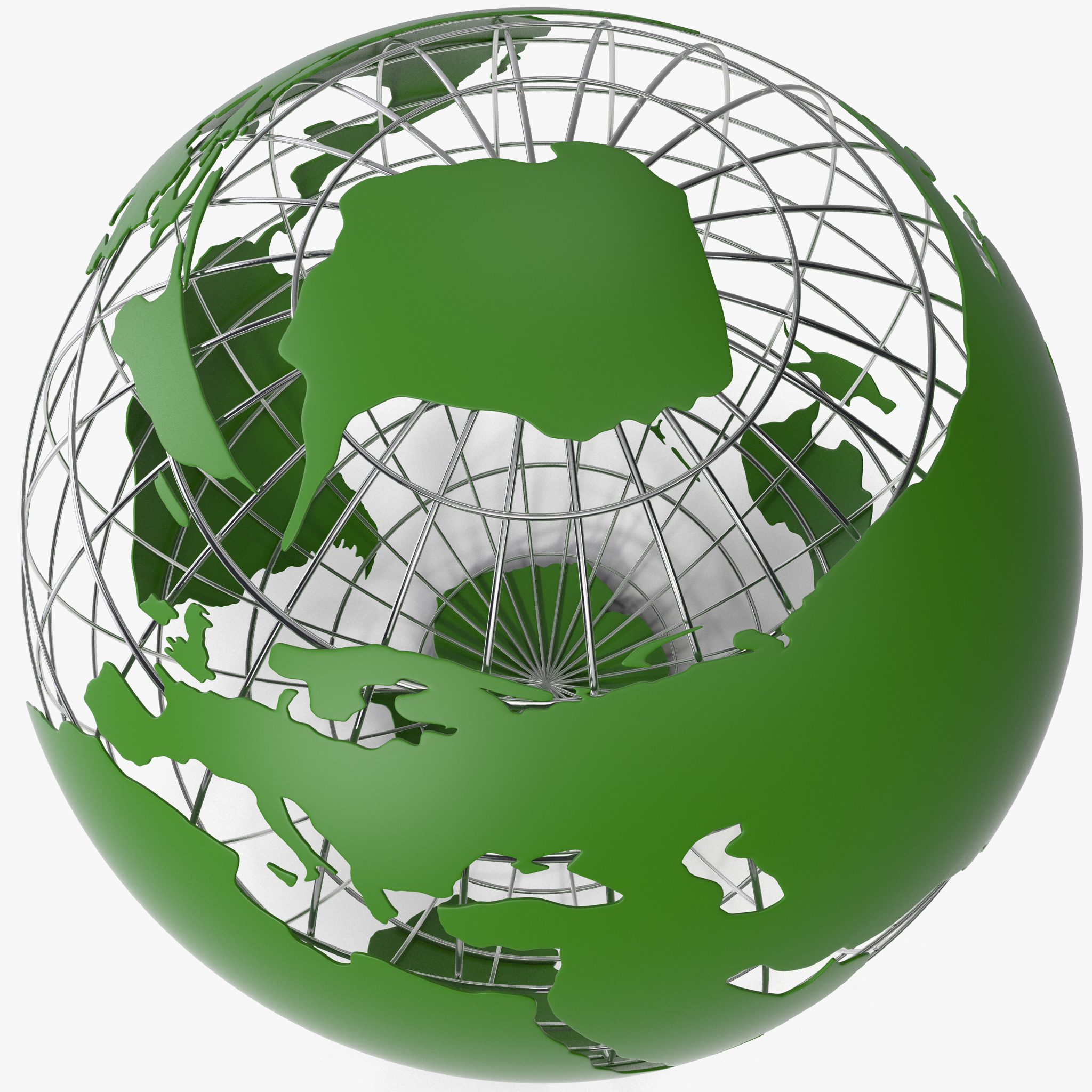 Stylized Model Of The World Map_1.jpg
