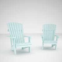 free max model adirondack chair
