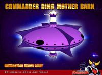 c4d ufo robot grendizer