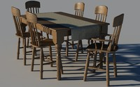 kitchen furniture set chairs x