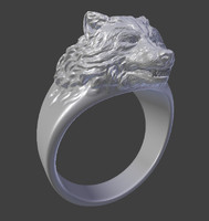 Wolf Signet