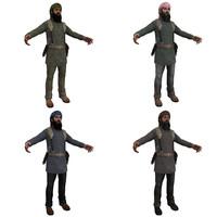 3d mujahideen pack