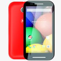 Motorola Moto E Red