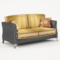 3dsmax mantellassi mister sofa