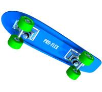 3d retro skateboard model
