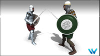 medieval knights max