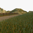 Meadow 3D models