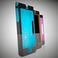 3d designed cad iphone case