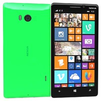 3d nokia lumia 930 green