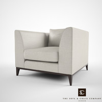 3d sofa chair company pollock model
