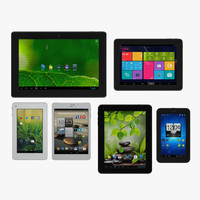 pack 1 android pc 3d