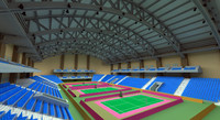 Badminton Arena