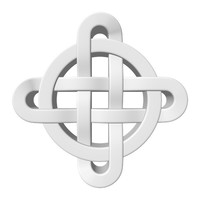 celtic knot 3d max