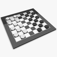 s realistic checkers
