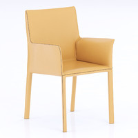 3d frida poltrona chair model