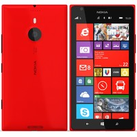 3d nokia lumia 1520 red